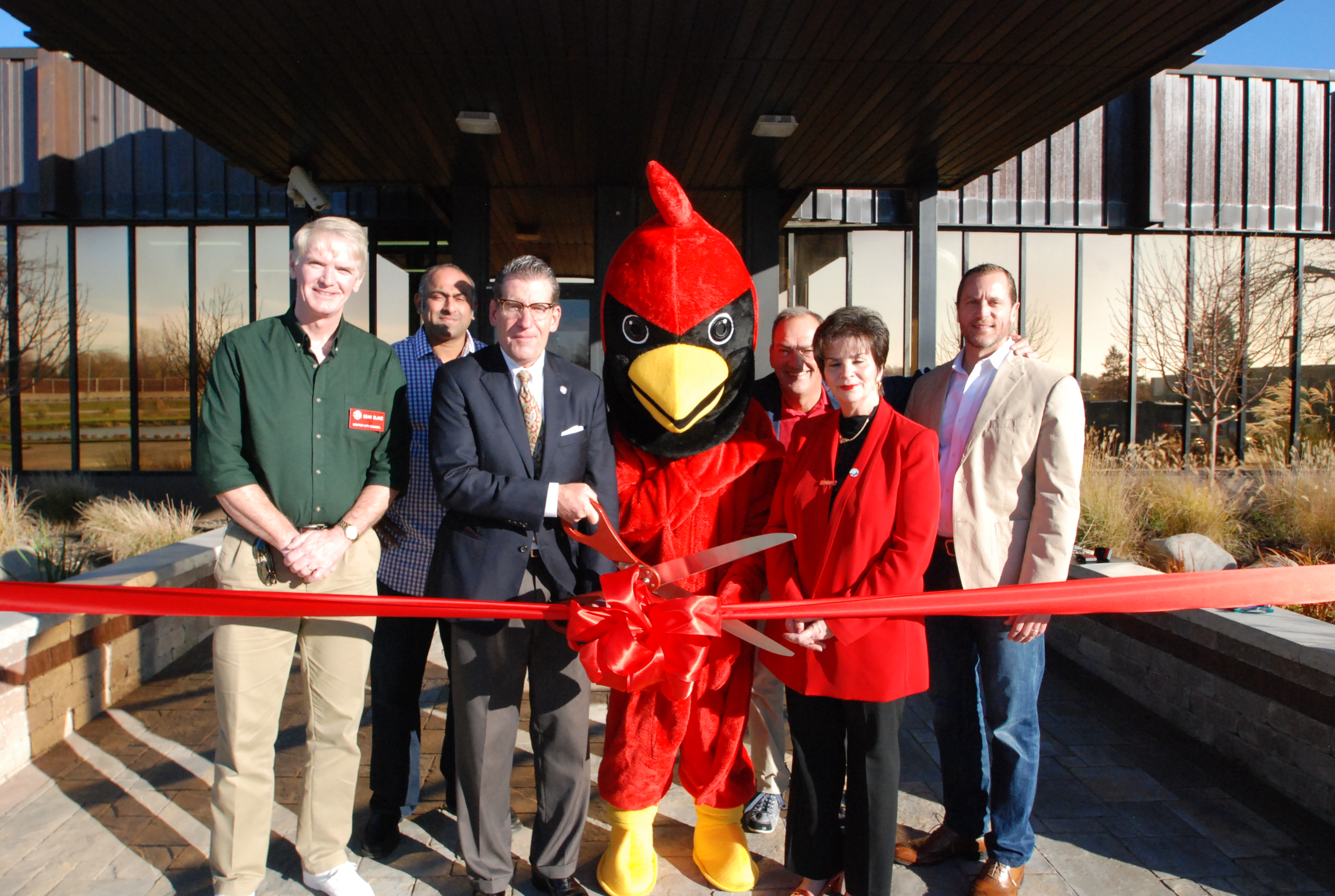 Ribbon Cutting - Cardinal Open House
