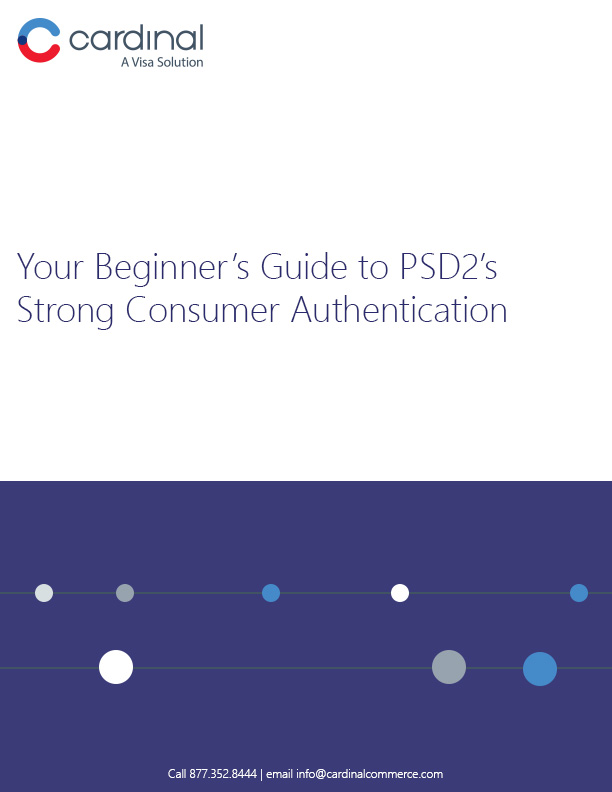 PSD2 SCA Beginner Guide
