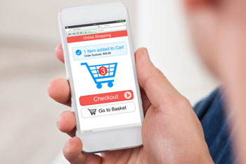 Mobile shopping cart_CardinalCommerce